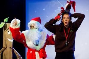 Человеткин & Twas the Night before Christmas